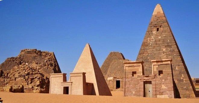 افضل مناطق السياحة فى السودان
