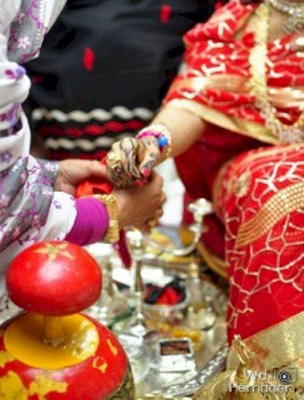 العروس السودانية بين الامس واليوم