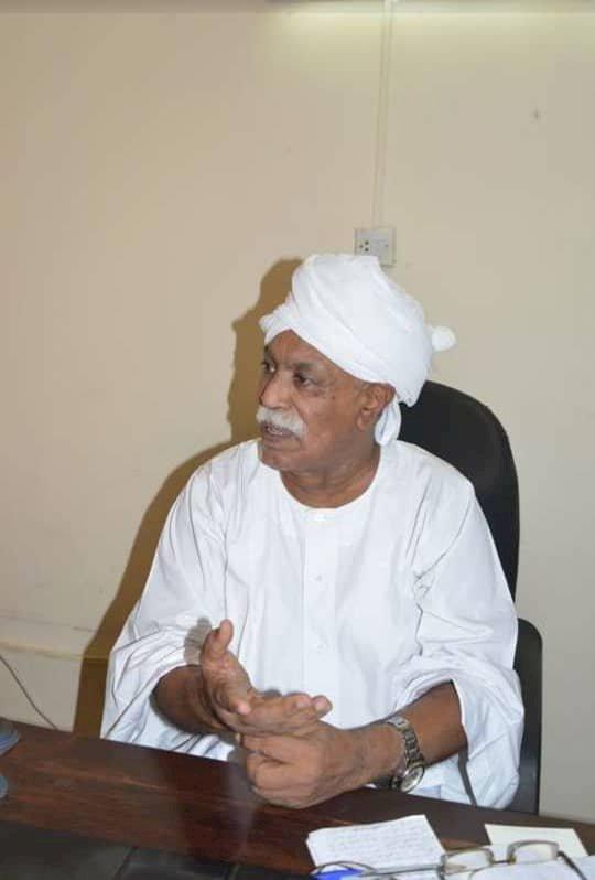 المفكر  السودانى الدكتور  الحاج حمد...القضايا الوطنية. .