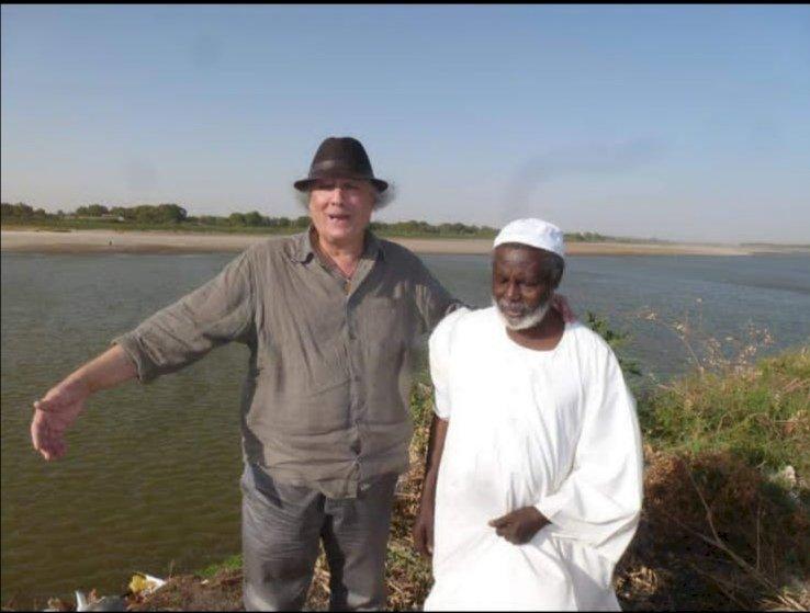 أصداء وآراء حول دفن الكاتب والروائي السوداني الكبير إبراهيم إسحق بهيوستن بأمريكا